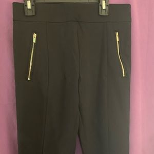 Fitted Slim Pants